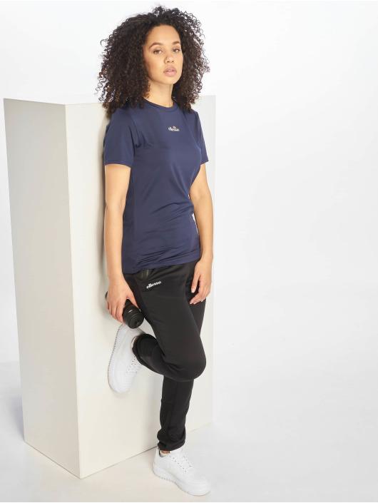 Ellesse Sport Sport Shirts Aprilla blauw