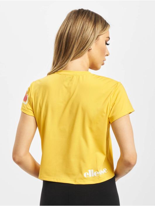 Ellesse Sport T-paidat Hepburn keltainen