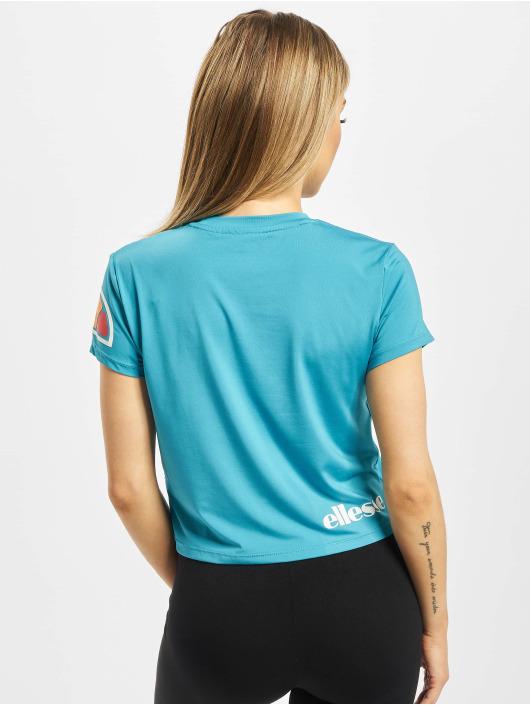 Ellesse Sport T-Shirt Hepburn Crop blue