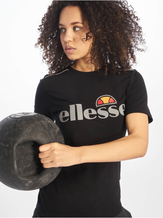 Ellesse Sport T-Shirty Barletta czarny