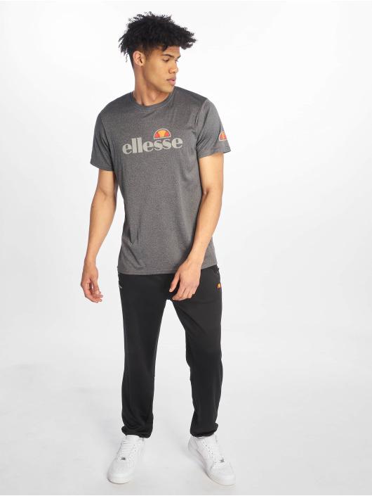 Ellesse Sport T-skjorter Sammeti svart