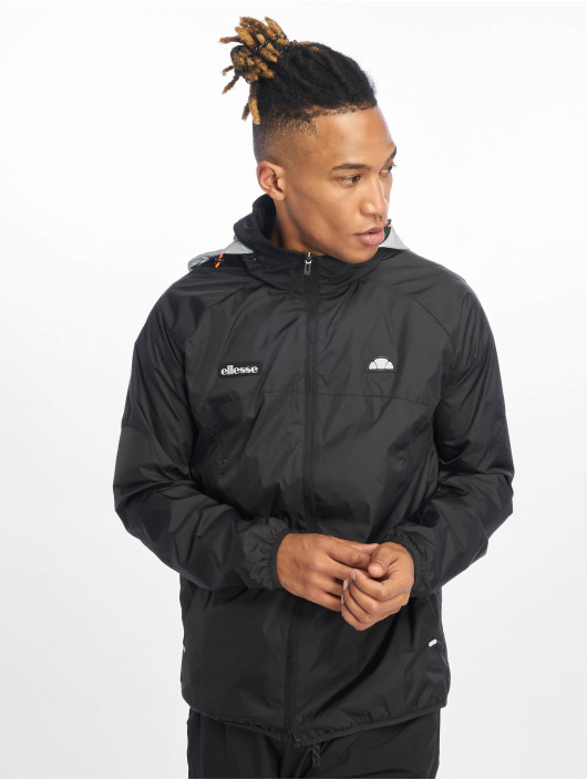 Ellesse Sport Training Jackets Sicula black