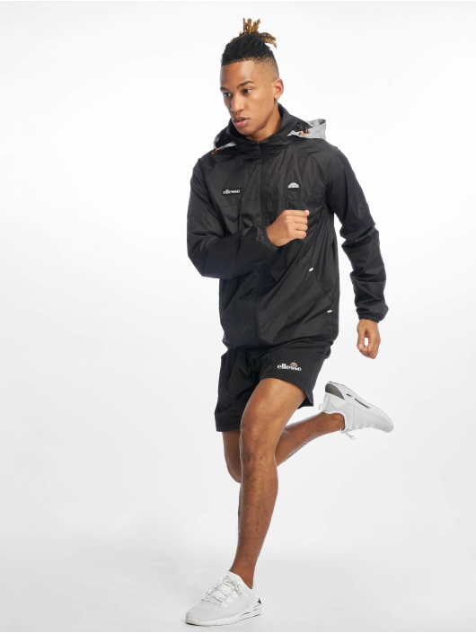 Ellesse Sport Treningsjakke Sicula svart
