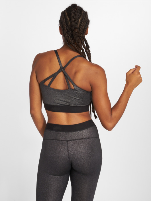 Ellesse Sports Bra Alloy black