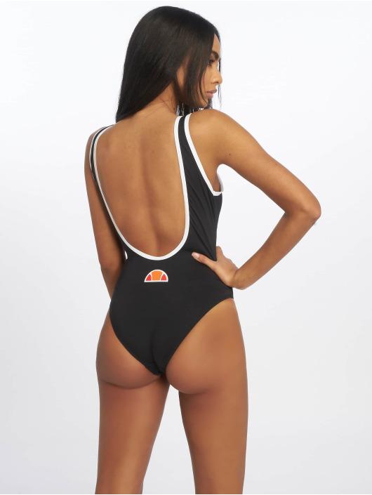 Ellesse Strój kąpielowy Logo czarny