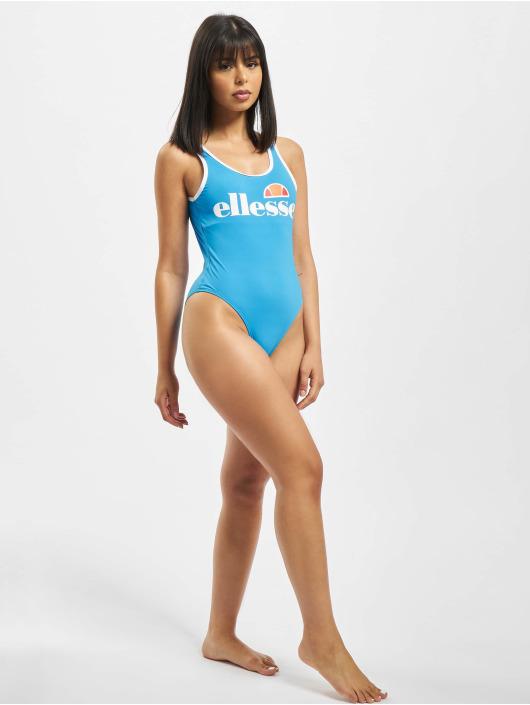 Ellesse Strój kąpielowy Logo niebieski