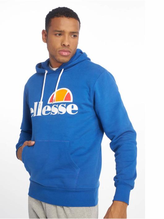 Homme EllesseGottero Sweat Capuche Bleu 654318 dCoerBxW