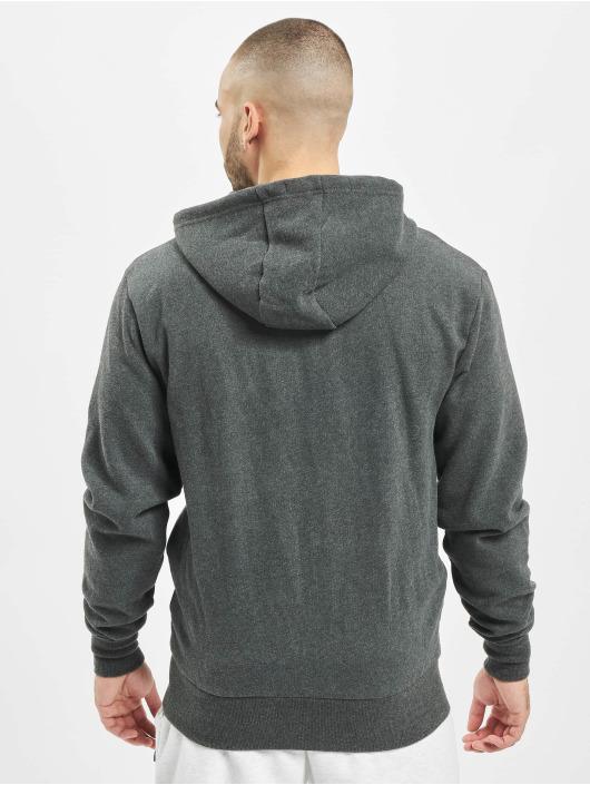 Ellesse Sweat capuche zippé Miletto gris