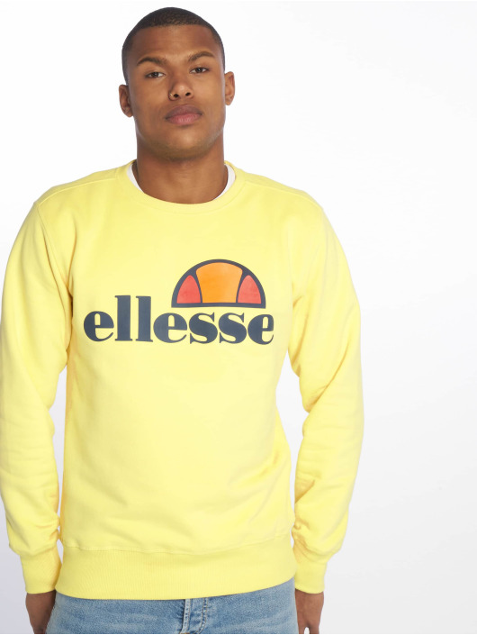 Ellesse Swetry Succiso zólty