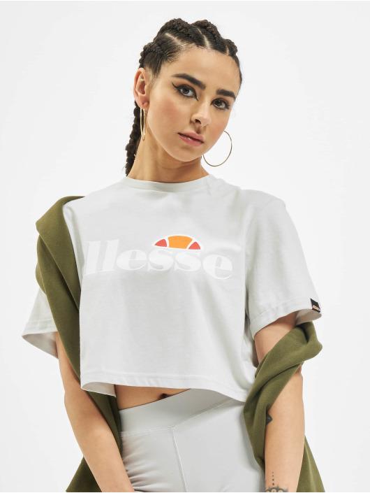 Ellesse T-paidat Alberta Cropped harmaa