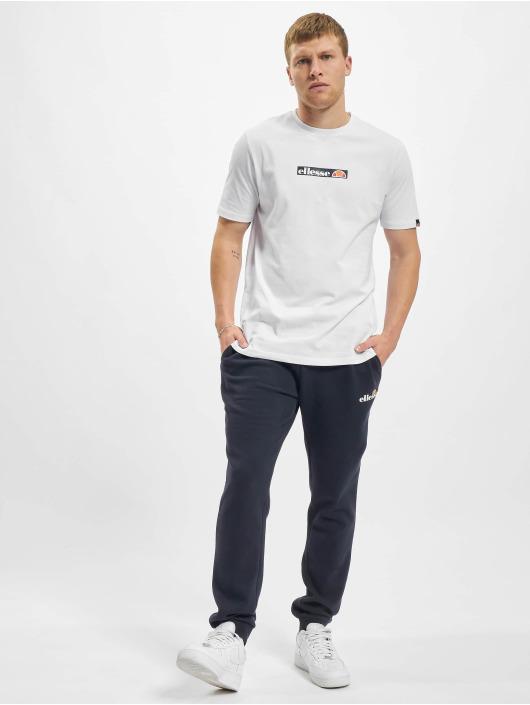 Ellesse T-shirt Maleli bianco