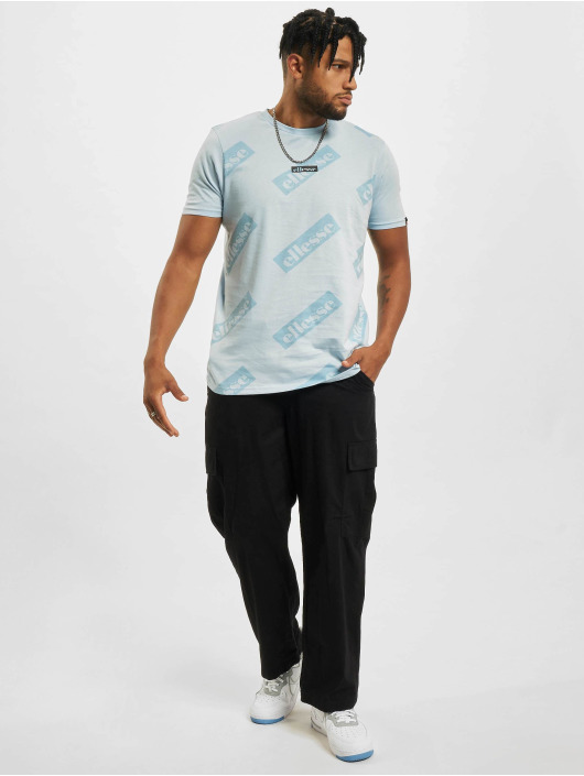 Ellesse T-shirt Sete blå