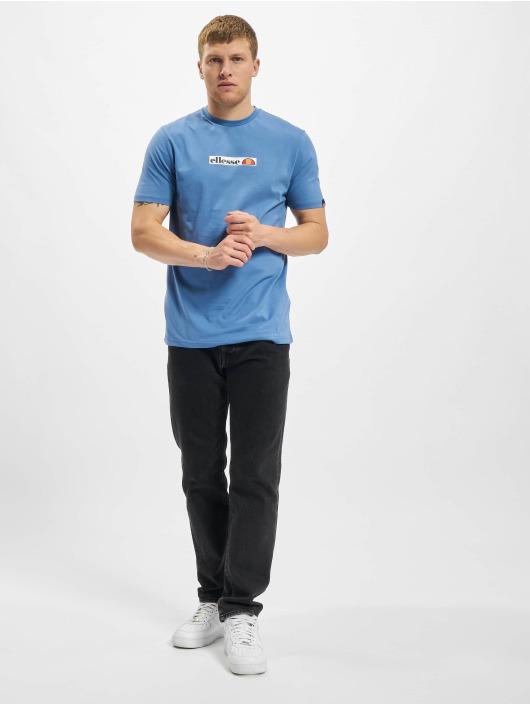 Ellesse T-shirt Maleli blå
