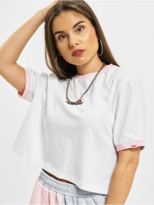 Ellesse T-Shirt Derla blanc