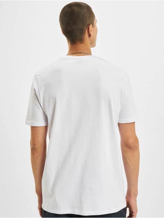 Ellesse T-Shirt Lentamente blanc