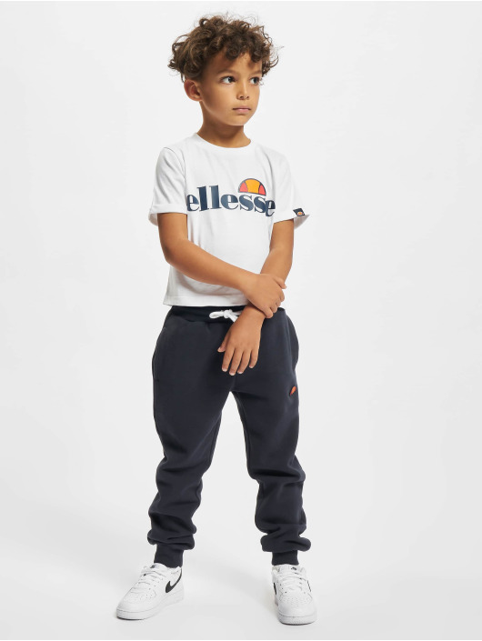 Ellesse T-Shirt Nicky Crop blanc