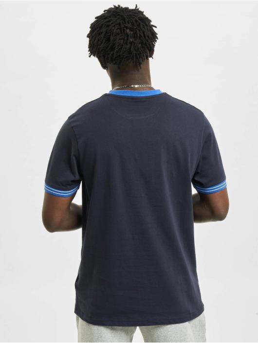 Ellesse T-Shirt Terracotta blau