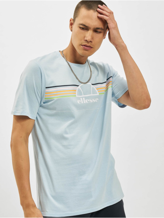 Ellesse t-shirt Lentamente blauw