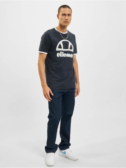Ellesse t-shirt Aggis blauw