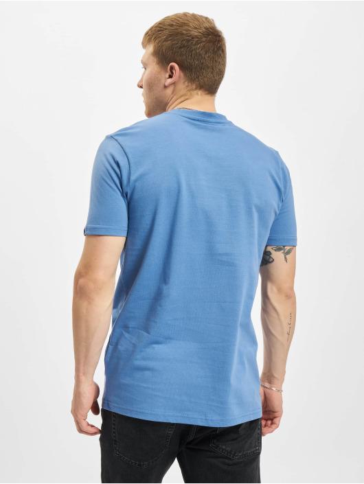 Ellesse t-shirt Maleli blauw
