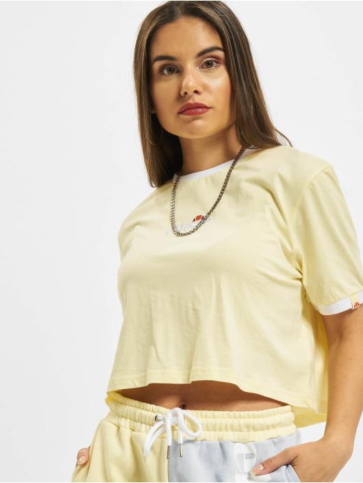 Ellesse T-Shirt Derla gelb