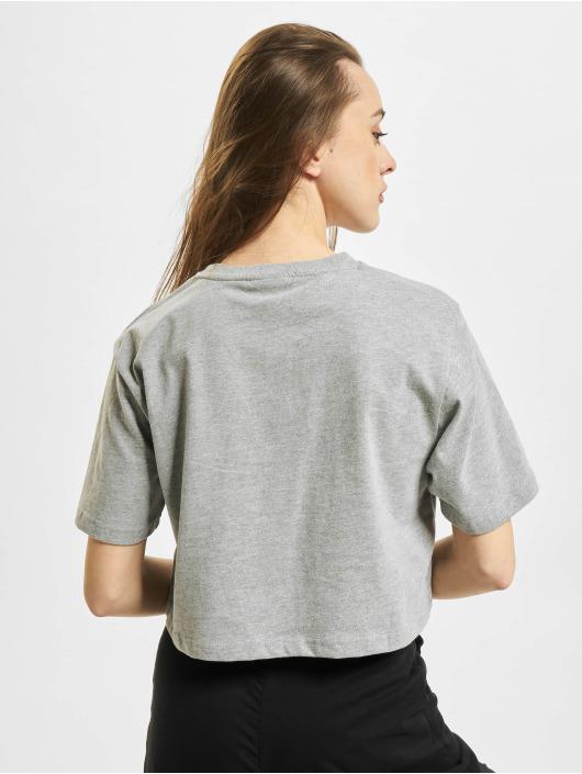 Ellesse T-Shirt Fireball Crop grau