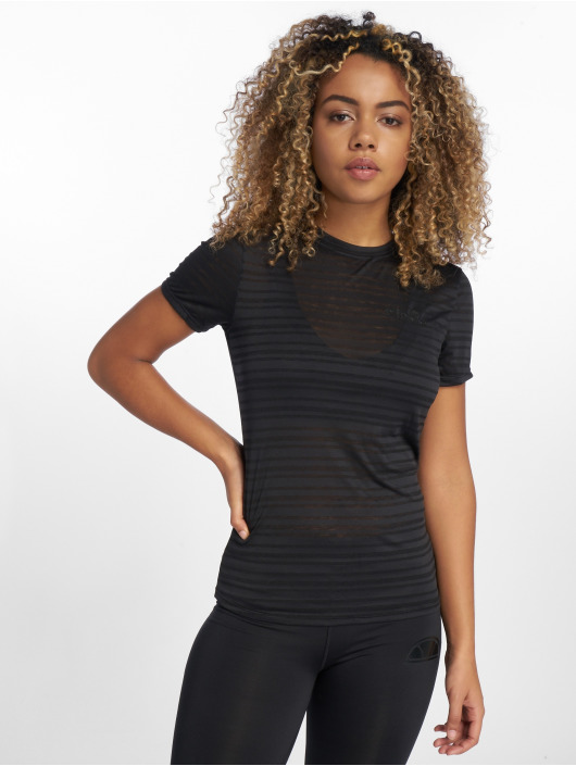 T shirt Ellesse Aphotic Gris 588471 Femme wnmN80vO