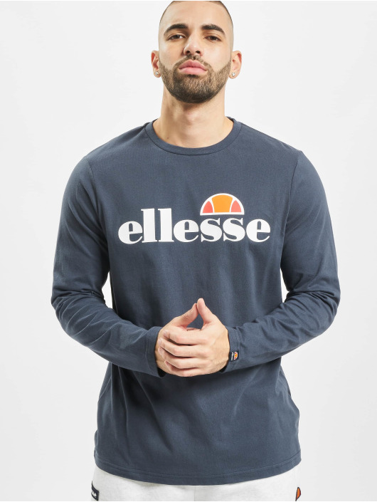 Ellesse T-Shirt manches longues Sl Grazie bleu