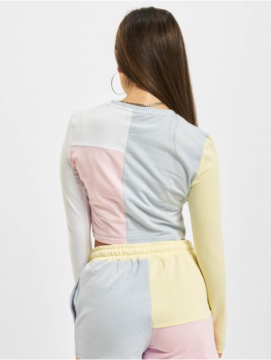 Ellesse T-Shirt manches longues Pomeriggio multicolore