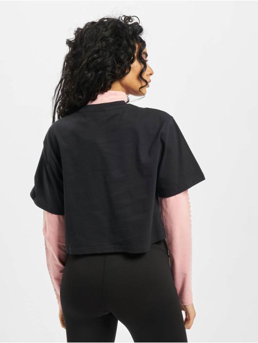 Ellesse T-Shirt manches longues Naz noir