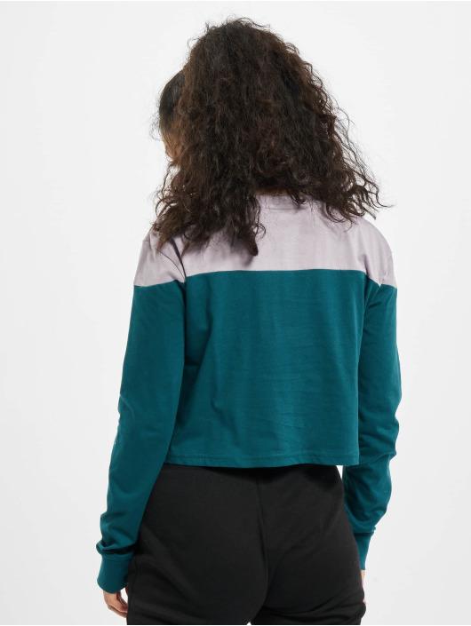 Ellesse T-Shirt manches longues Reptans turquoise