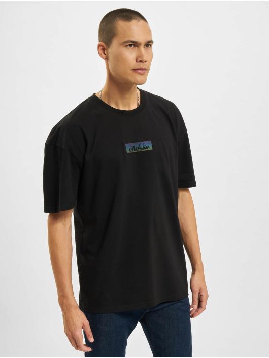 Ellesse T-Shirt Boxini noir