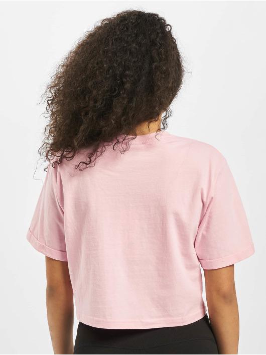 Ellesse T-Shirt Alberta Crop pink