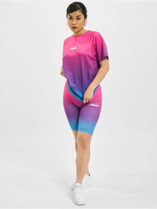 Ellesse T-Shirt Scusami purple