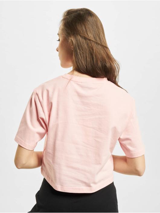 Ellesse T-Shirt Fireball Crop rose