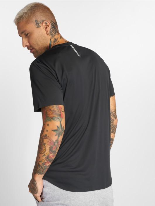 Ellesse T-Shirt Nobu schwarz