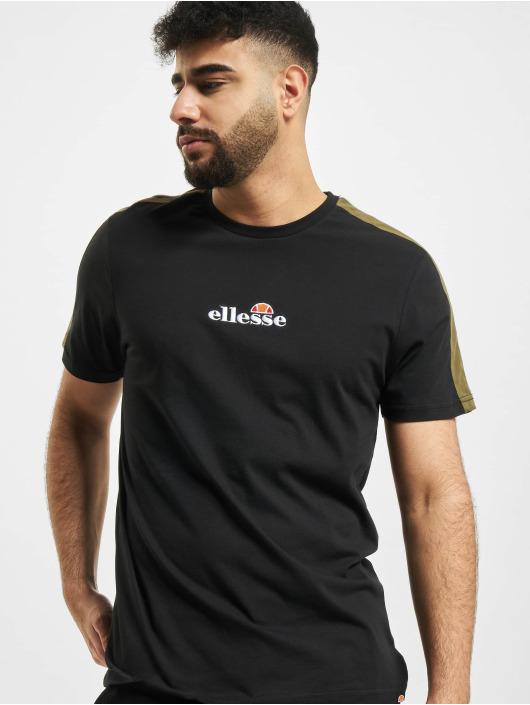 Ellesse T-Shirt Carcano schwarz