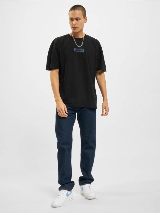 Ellesse T-shirt Boxini svart
