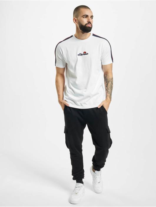 Ellesse T-Shirt Carcano weiß