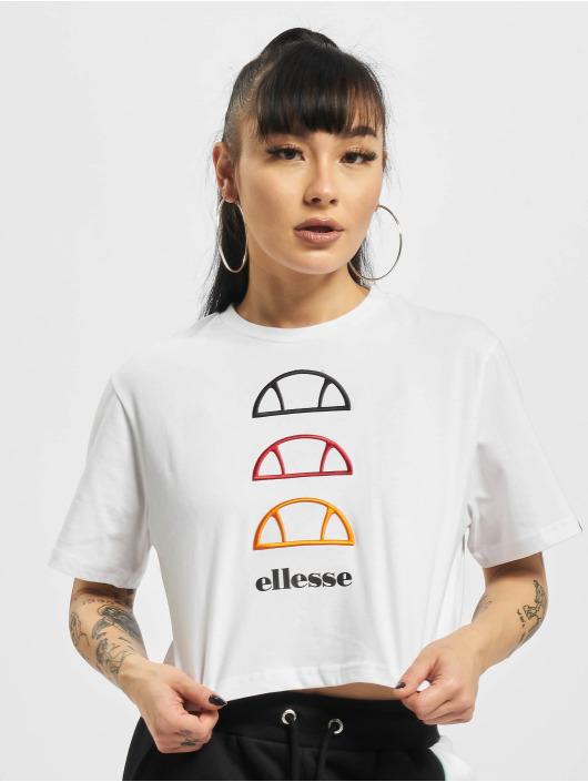 Ellesse T-Shirt Deway Crop white