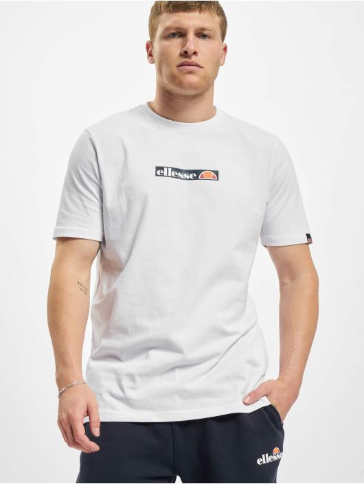 Ellesse T-Shirt Maleli white
