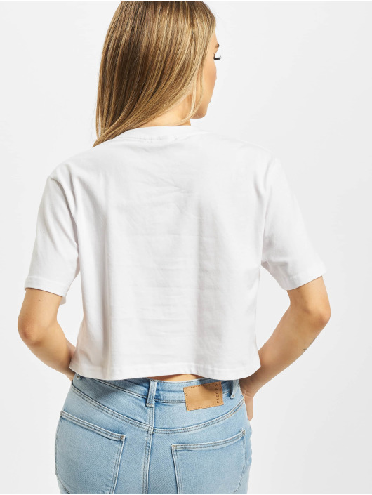 Ellesse t-shirt Fireball wit