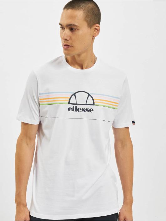 Ellesse t-shirt Lentamente wit