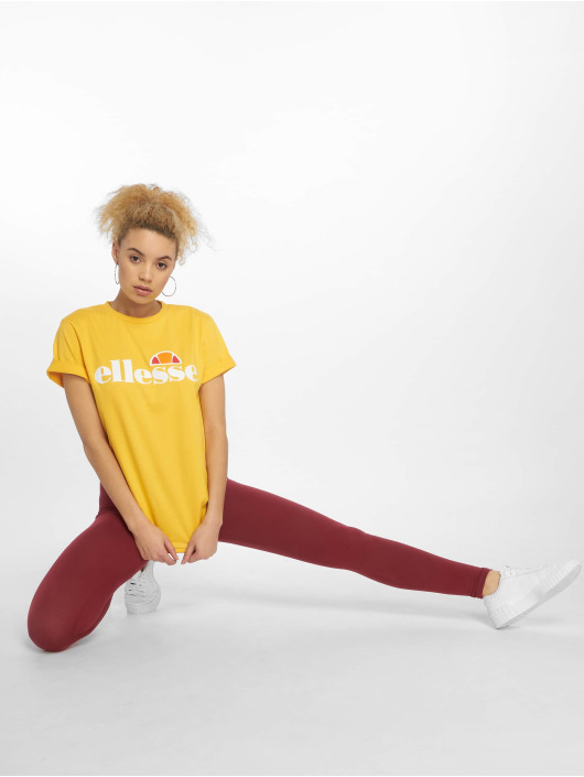 Ellesse T-Shirt Albany yellow