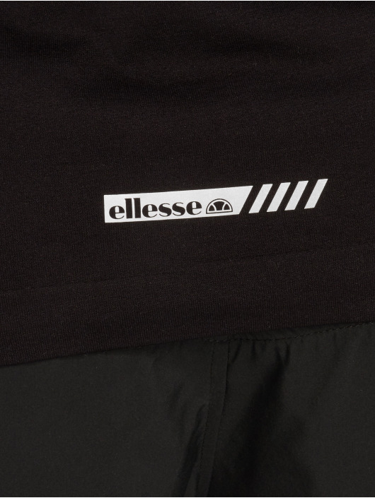 Ellesse t-shirt Ster zwart