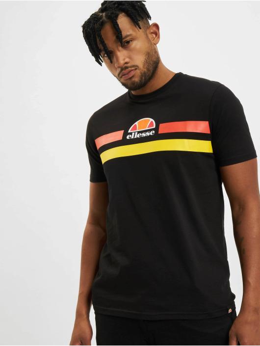 Ellesse t-shirt Aprela zwart