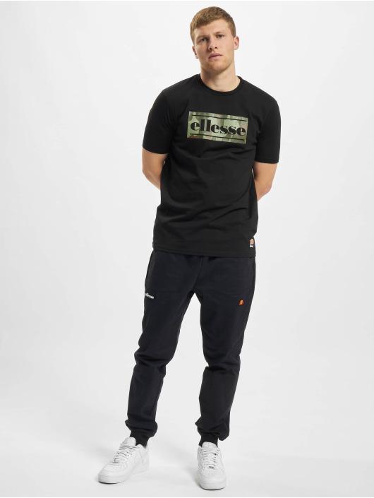 Ellesse t-shirt Avel zwart