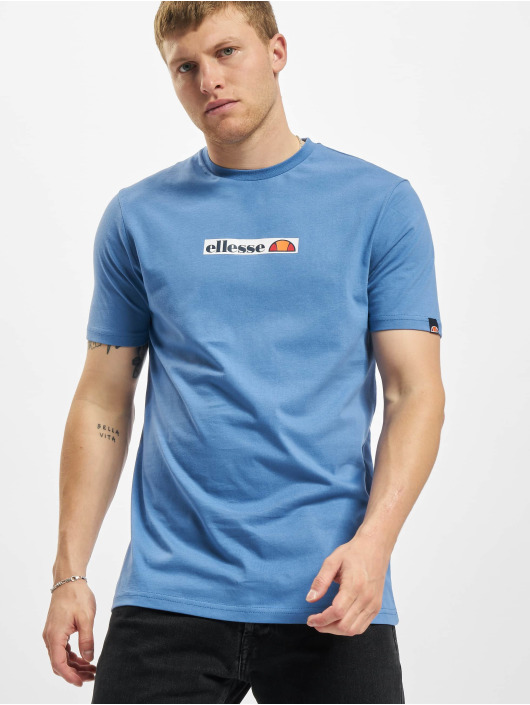 Ellesse T-shirts Maleli blå
