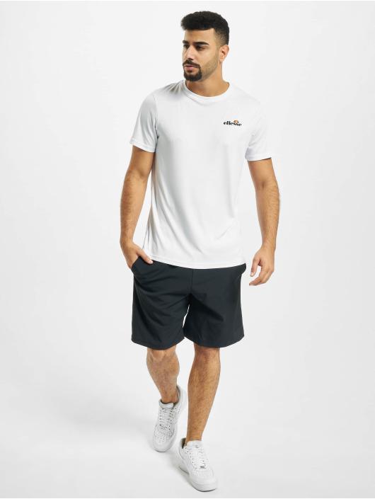 Ellesse T-shirts Malbe hvid