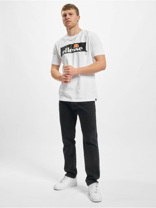 Ellesse T-shirts Sulphur hvid